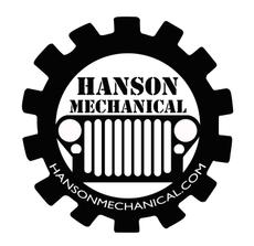 Hanson Mechanical Logo